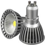 Qualität 5.5W keine Flickergu10 110V Birnen-Lichter Gu5.3 PFEILER 220V Lampada LED Birnen-Punkt-Licht-Kerze-Ampulle LED Spotlings