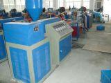 Máquina de mimbre plástica de la protuberancia de la máquina y de la rota de la alta calidad