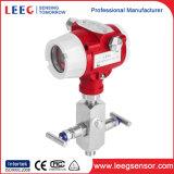 Transdutor de pressão 4 20mA elétrico da exatidão elevada