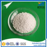 La poussière inférieure et bille activée élevée d'alumine de résistance de broyage