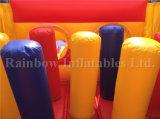 Patio inflable del obstáculo del mejor precio para los cabritos y los adultos