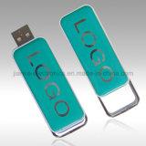 Personnaliser le lecteur flash USB de capacité totale de logo avec le logo Printe (102)