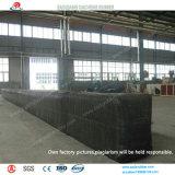 Beton, der 900mm x 12m aufblasbaren Abzugskanal-Gummi-Heizschlauch vorfabriziert