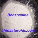 Benzocaine esteroide anestésico local del polvo del 99% con estándar de USP