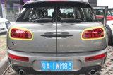 De gloednieuwe ABS Materiële UV Beschermde Gele Dekking van de Lamp van Head&Rear van de Stijl van de Kleur voor Clubman van Mini Cooper F54 (4PCS/Set)