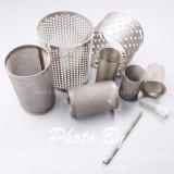 Discos do filtro de engranzamento do fio de aço