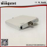 Alto aumentador de presión móvil vendedor caliente de la señal del aumento 3G 4G con la antena