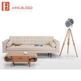 Largamente 3 strati del sofà del tessuto di Seter con il prezzo di sconto