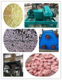 알갱이로 만드는 기계 닦기