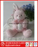 Brinquedo bonito Keychain do coelho do luxuoso para o presente relativo à promoção