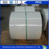 A bobina de aço galvanizada mergulhada quente, preços de aço laminados, chapa de aço laminada fixa o preço de PPGI/Gi/PPGL/Gl principal