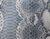 2017 de alta qualidade impresso saco PU bolsa couro (K560)