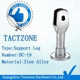 la partición ajustable del cubículo del tocador de la aleación del cinc del 10cm utiliza los accesorios de los soportes
