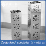 مصنع صناعة فنّ تصميم خاصّ مستديرة [ستينلسّ ستيل] طاولة أثاث لازم