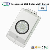 6W Integrated PIR Sensor LED Solar Garden Light
