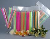 Cannucce flessibili di plastica enormi 6*210mm