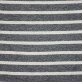 Tela teñida hilado del bucle de la raya para la ropa