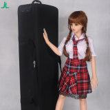 L'agent a voulu la poupée adulte japonaise d'amour de sexe de la conformité 148cm de la CE