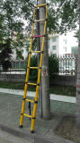Telescopic Step Ladder 道で使用されるガラス繊維