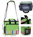 grande sacchetto isolato del dispositivo di raffreddamento della latta di ghiaccio di picnic del sacchetto del pranzo 15L