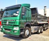 Entraîneur 2017 de camion- de vidage mémoire du tombereau 6X4 de Sinotruk HOWO à vendre