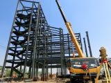 고층 강철 구조물 건물 제조자