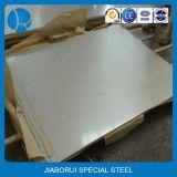 Chapa de aço 304 inoxidável de boa qualidade 201 de China