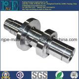 Fachmann ISO führte Metall-CNC-maschinell bearbeitendrehbank-drehenteile