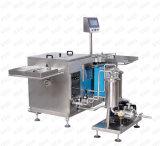 機械を洗う超音波ケチャップの容器