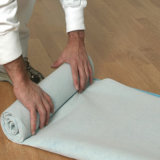 Домоец Using Non-Woven ткань чистки, ткань ткани немецкого типа Non-Woven