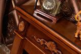 Il legno moderno LED illumina il camino elettrico della mobilia della camera da letto del riscaldatore (333S)