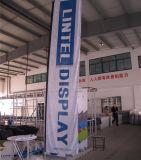 カスタム広告の上陸海岸表示旗
