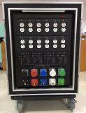 caixa elétrica do controlador do interruptor 250AMP principal