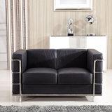 Modern Furniture Le Corbusier Office革ソファー(LC2)