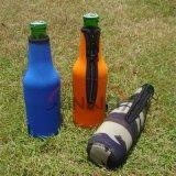 Botella promocional Koozie, bolso más fresco aislado bebida de la cerveza del neopreno (BC0085) de la bebida