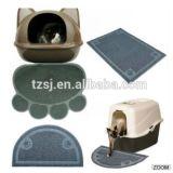 ペット供給犬の挿入の皿ボールのPlacemat猫の洗面所のマット