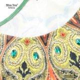 Vestito stampato immaginazione dall'OEM delle donne della sig.na You Ailinna 360202