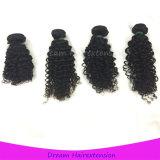 Оптовые сотка человеческие волосы бразильянина девственницы Remy надкожицы выдвижения волос