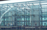 Veloce installare e magazzino prefabbricato/gruppo di lavoro della struttura d'acciaio di alta qualità