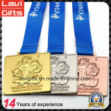 Promotion Cheap Racing Sport Award Medal with Logo