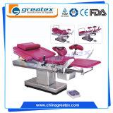 FDA van Ce keurde de Elektrische Stoel van het Onderzoek van de Gynaecologie van de Lijst van de Levering Draagbare goed