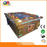Máquina de juego de oro de arcada de la pesca de Kirin del fuego del rey 2 leyenda del océano