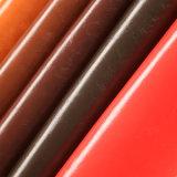 0.6 de 1.2mm do plutônio milímetros de couro de Upholstery