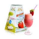 Agitação de leite da morango da dieta 15g da recolocação da refeição (15 serviços/caixa)