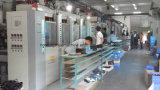 Cuatro máquina Estación de dos colores para hacer los TPU, TR, TPR, suelas de PVC