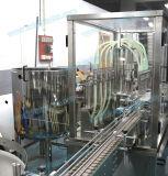 Máquina de rellenar líquida de la botella automática de 8 boquillas (FLL-850A)