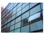 6000series Mur en rideau en verre en aluminium sans cadre