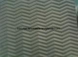 Espuma gravada da onda/osso/da EVA teste padrão do diamante/ondinha