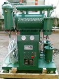 Machine complètement automatique d'extraction de l'huile de transformateur de vide