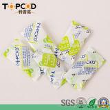 Gel de silicone dessecante do alimento & da droga com embalagem do saco de plástico